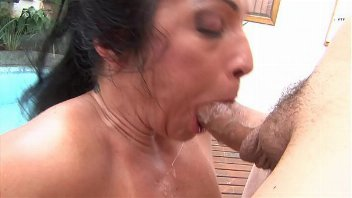 King porno famosa Mônica Santhiago dando a buceta