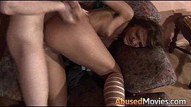 Sexo quente irmão estuprando irmã