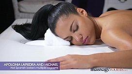 Boa foda na massagem erótica