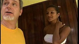 Mallandrinhas .: brasileira novinha metendo com gringo