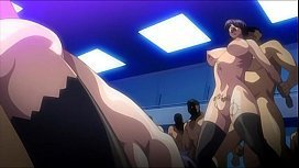 Hentai delegada estuprada na cadeia por bandidos