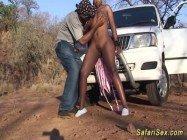 Porno africano safado negro arrombando a gostosa