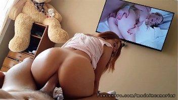 Sexo amador novinhas bunduda linda sentando na piroca do amigo