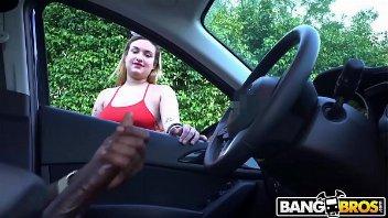 Compilação punheta no carro na frente de gostosas amadoras
